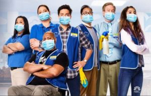 cast of Superstore