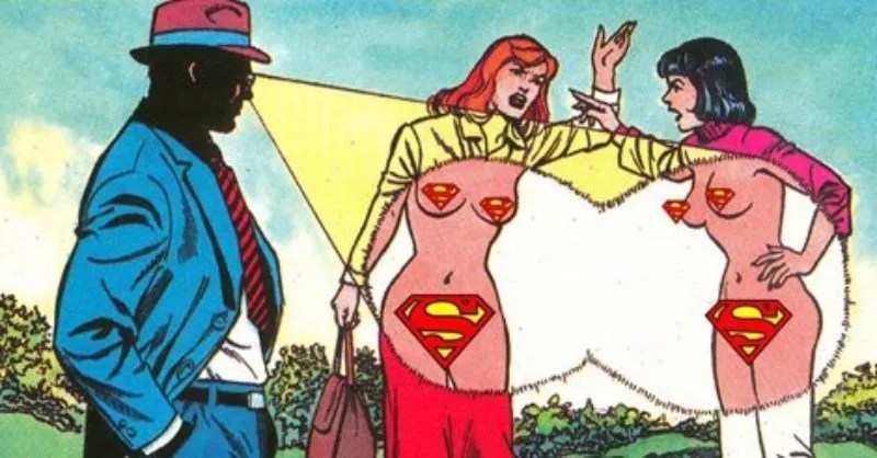 Call For Comments: Supersex in the Gotham City!