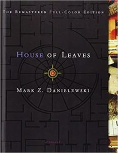 Cover of House of Leaves by Mark Z. Danielewski