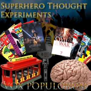 Superhero Thought Experiments episode artwork