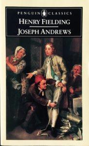 Cover of Henry Fielding's Joseph Andrews