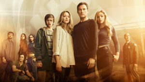 Characters from the Gifted don't really even have a concept of superhero costumes