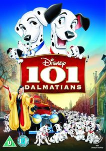 Poster for 101 Dalmatians