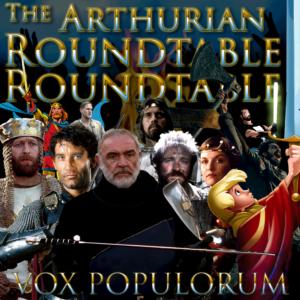 Arthurian Roundtable Roundtable episode artwork