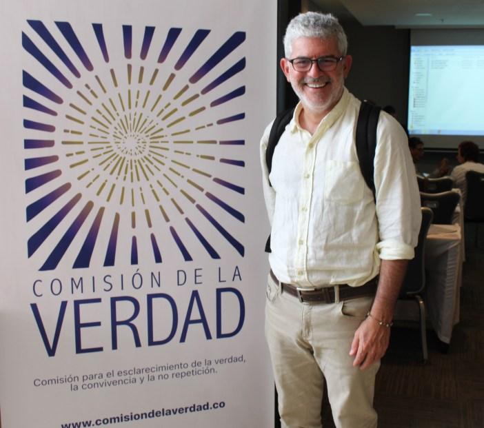 Arturo Zea Solano, coordinador de la Subcomisión del Caribe.