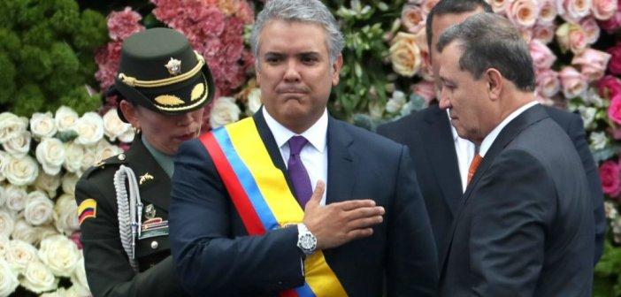 Otro punto para el presidente Iván Duque Márquez