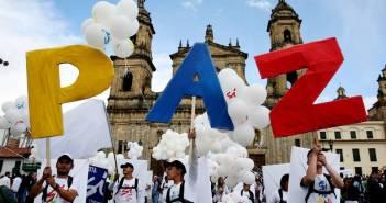 Clamor por la paz es la exigencia de todos los colombianos