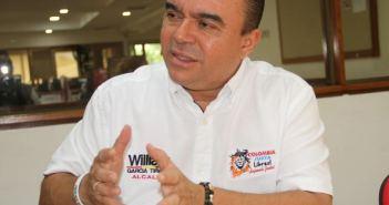 García el «imparable» no le teme a sus adversarios políticos