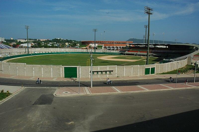 """Estadio """"11 de Noviembre"""" 7o años de existencia."""