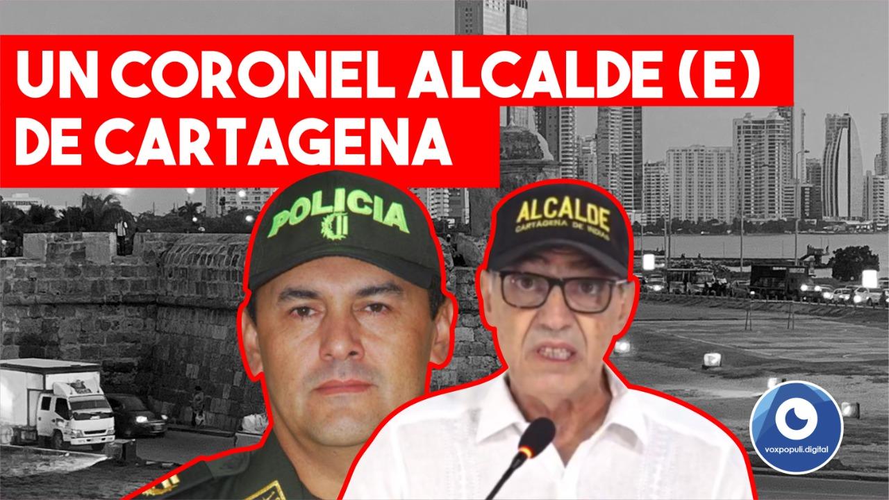Un coronel como alcalde (e) y «la agenda oscura» en Nueva York