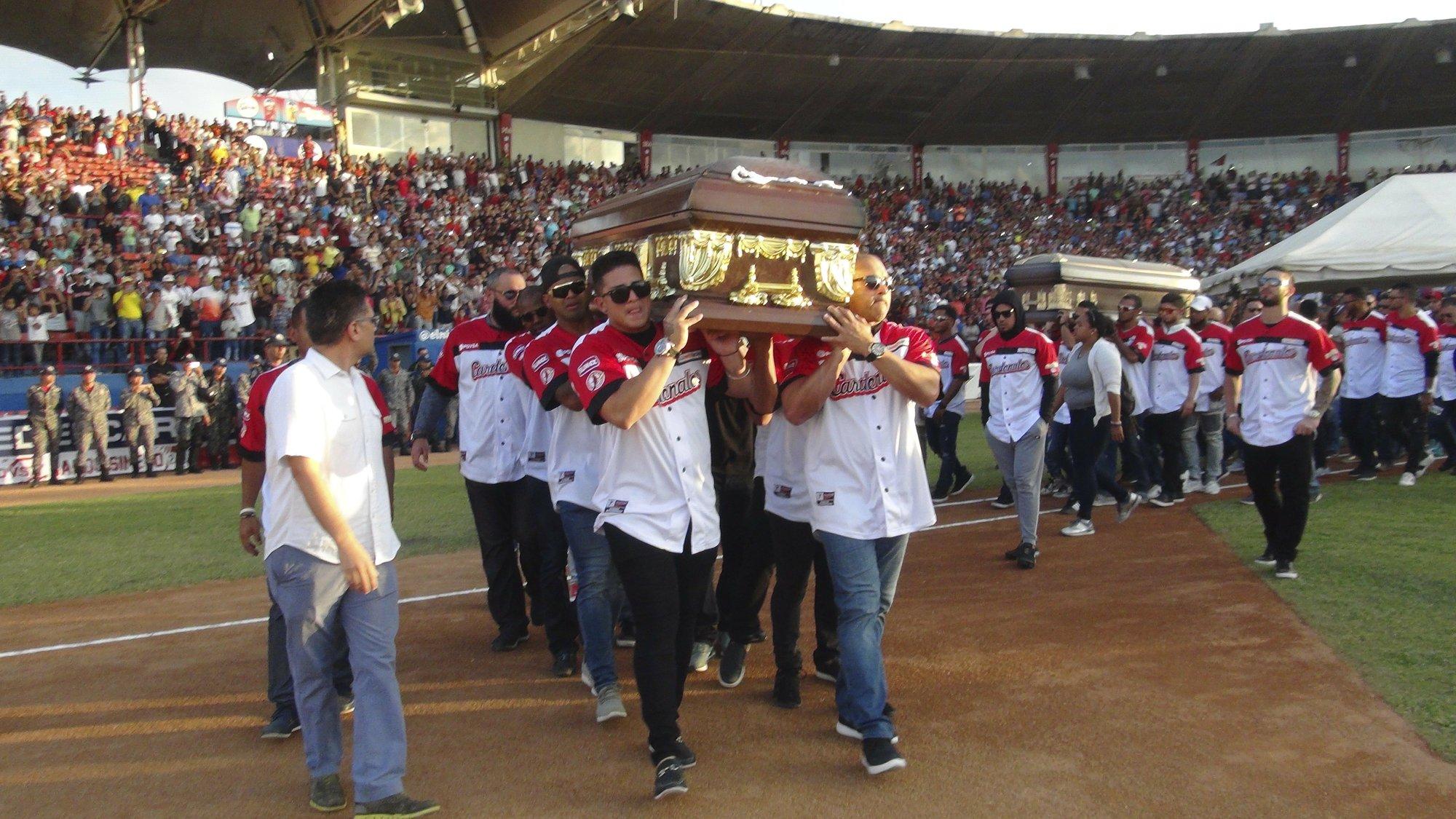 Dos ex grandes ligas venezolanos mueren en accidente de carretera