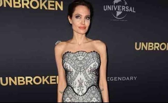 Preocupación por la extrema delgadez de Angelina Jolie