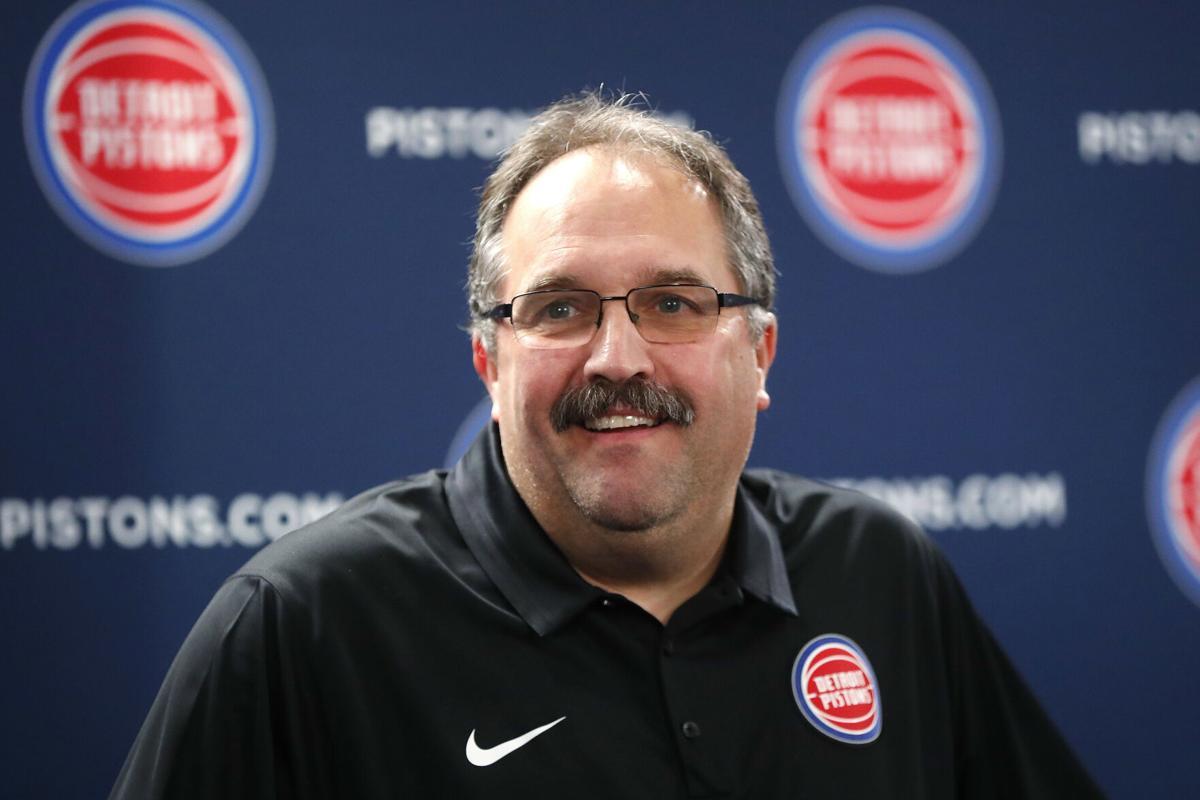 Stan Van Gundy, nuevo head coach de los Pelicans
