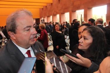 Federico Garza Herrera, Fiscal del estado. (Foto: Agencia Lux-SLP)