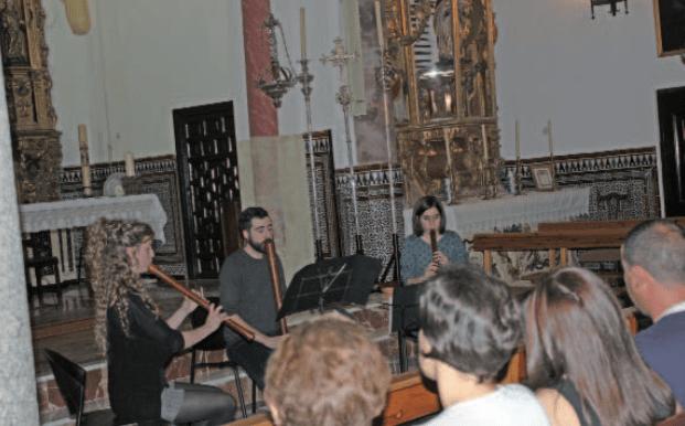 Concert in La Rinconada (2015)