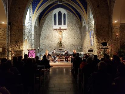 Vox Tremula Concert Aussillon France 1