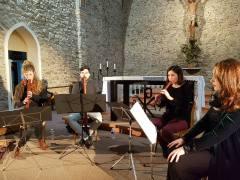 Vox Tremula Concert Aussillon France 7