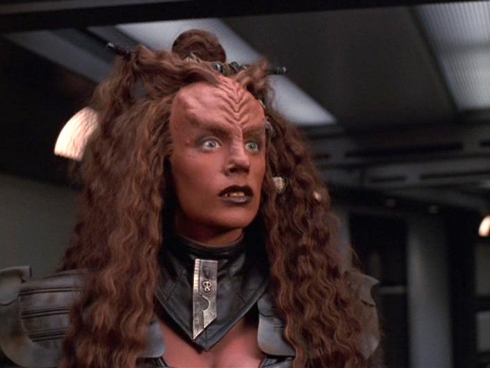 Image result for female klingon