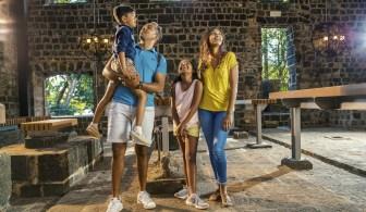 Ruines de Balaclava : la nouvelle escapade familiale