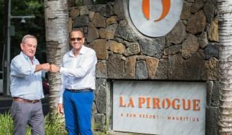 Clency Romeo reprend la direction de l'hôtel La Pirogue