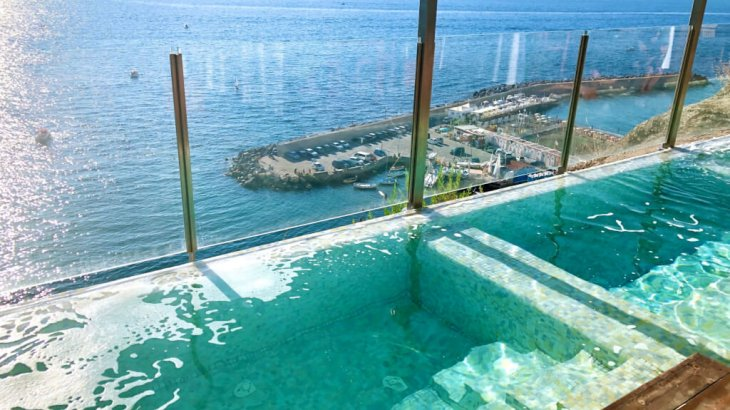 """【イタリア】《ソレント》プライベートプールが素敵すぎる!絶景が見えるホテル""""Laqua Charme & Boutique""""①"""