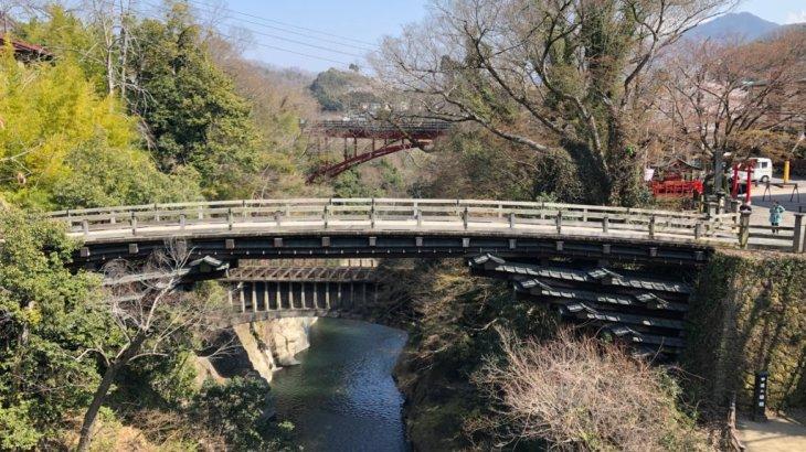 """【東京から日帰り登山】まさに絶景!自然が本当に美しい日本三奇橋""""甲斐の猿橋""""!アクセスは?"""