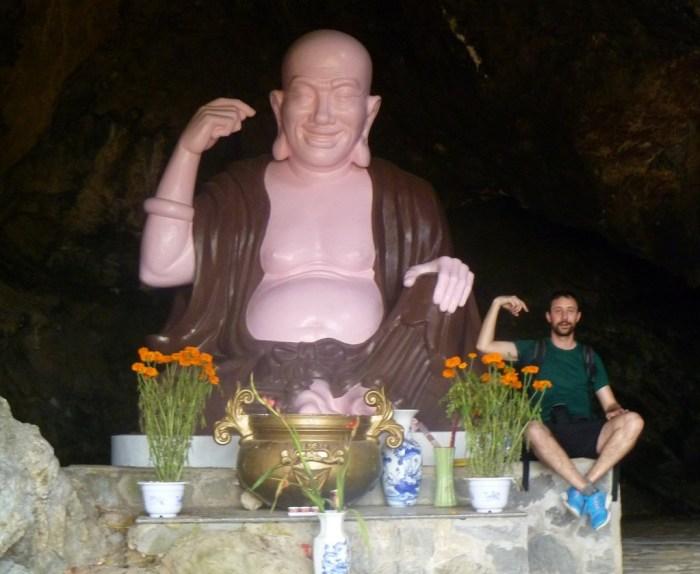 Buddha inspiré par Laurent