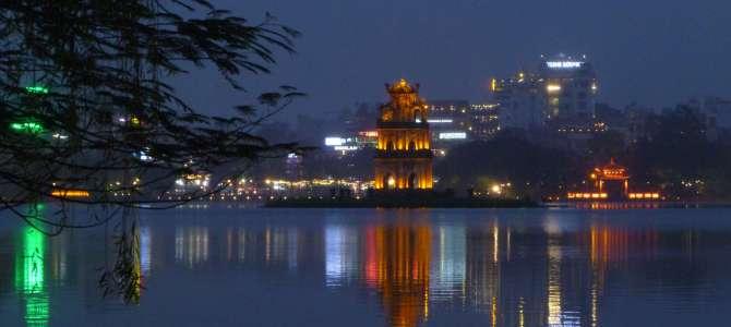 Hanoï, ville épicée d'Asie