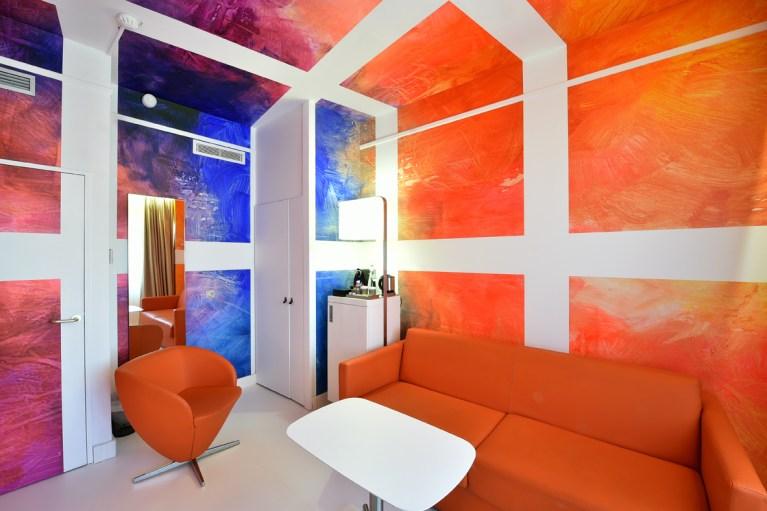 Chambre Mercure Nantes Centre Grand Hôtel © J-D Billaud