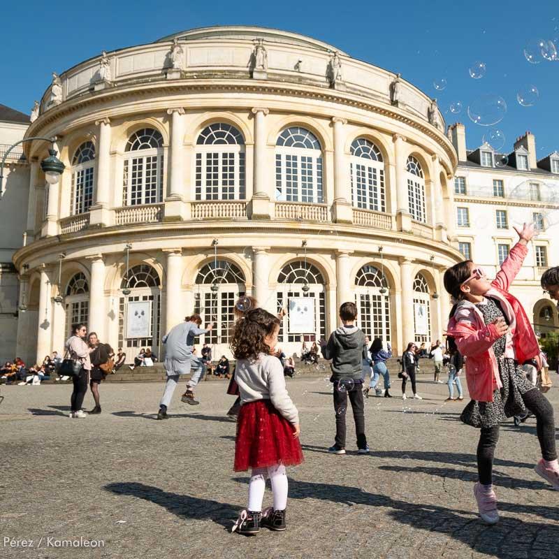 Coeur historique de Rennes