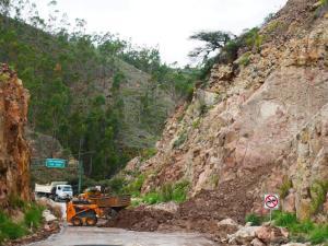 Un glissement de terrain parmi tant d'autres