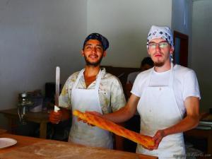 Les boulangers en forme !