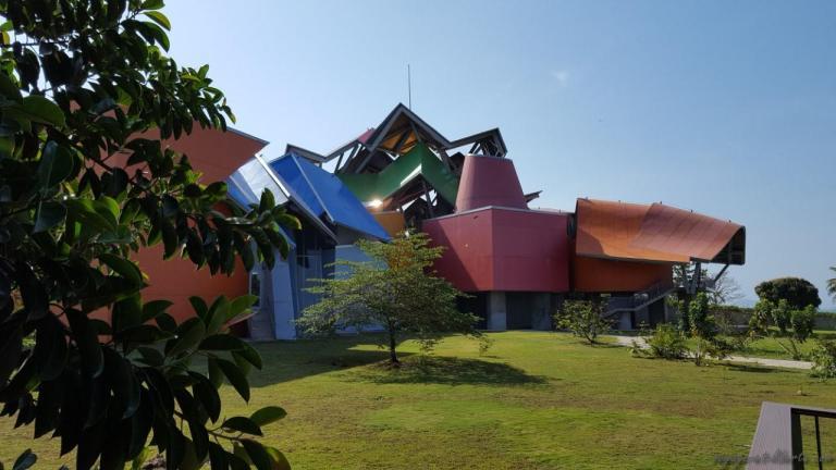 Panama city bio museo