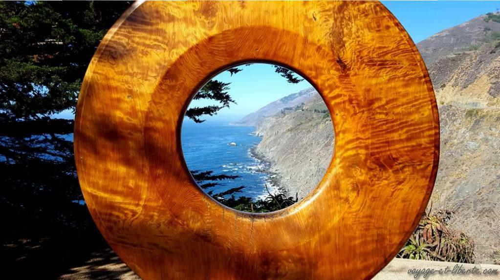 USA, California, Big Sur