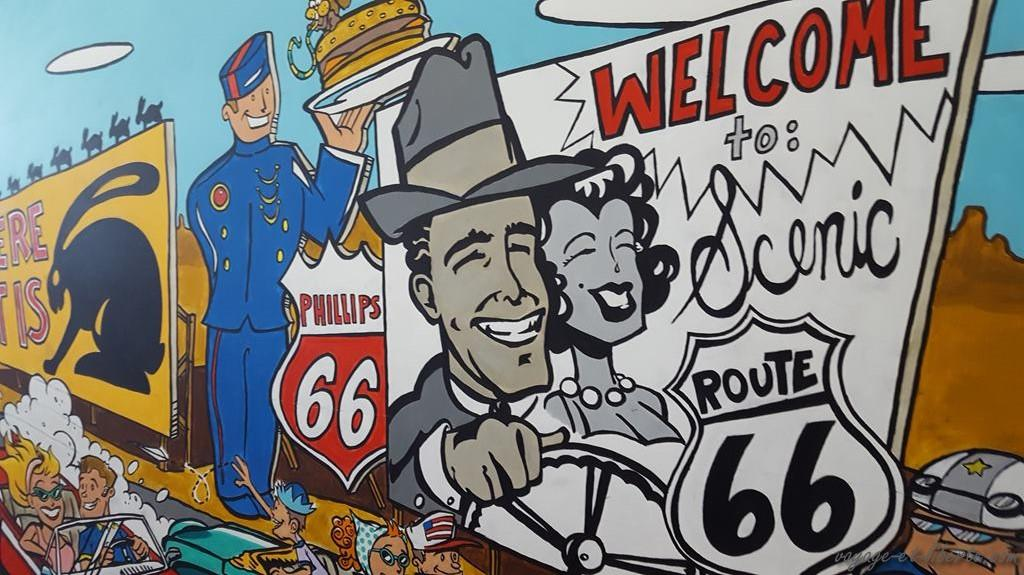 USA, Kingman, road 66, route 66