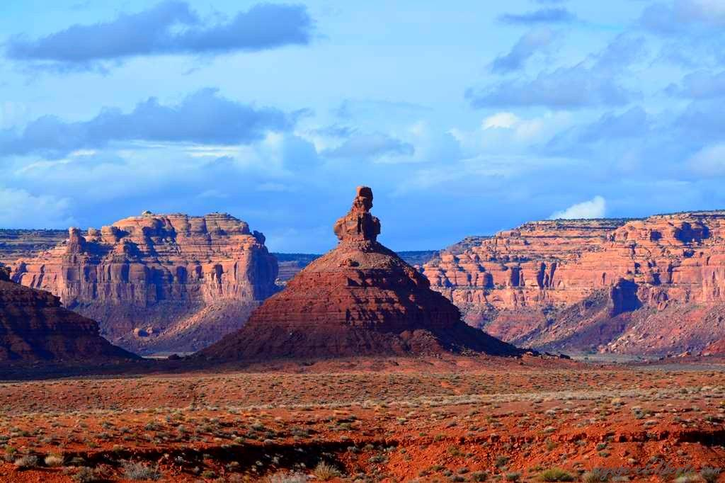 USA, Valley of the gods