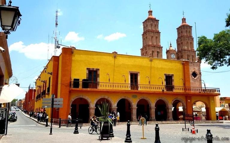 Dolores Hidalgo Mexique