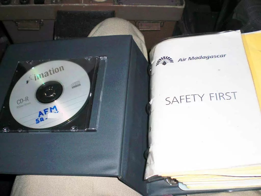 Air Madagascar Safety First