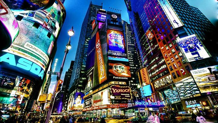 photographie ville pays New York