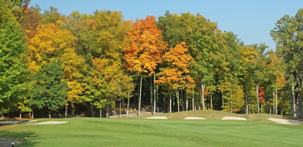 Fall Golf headwaters