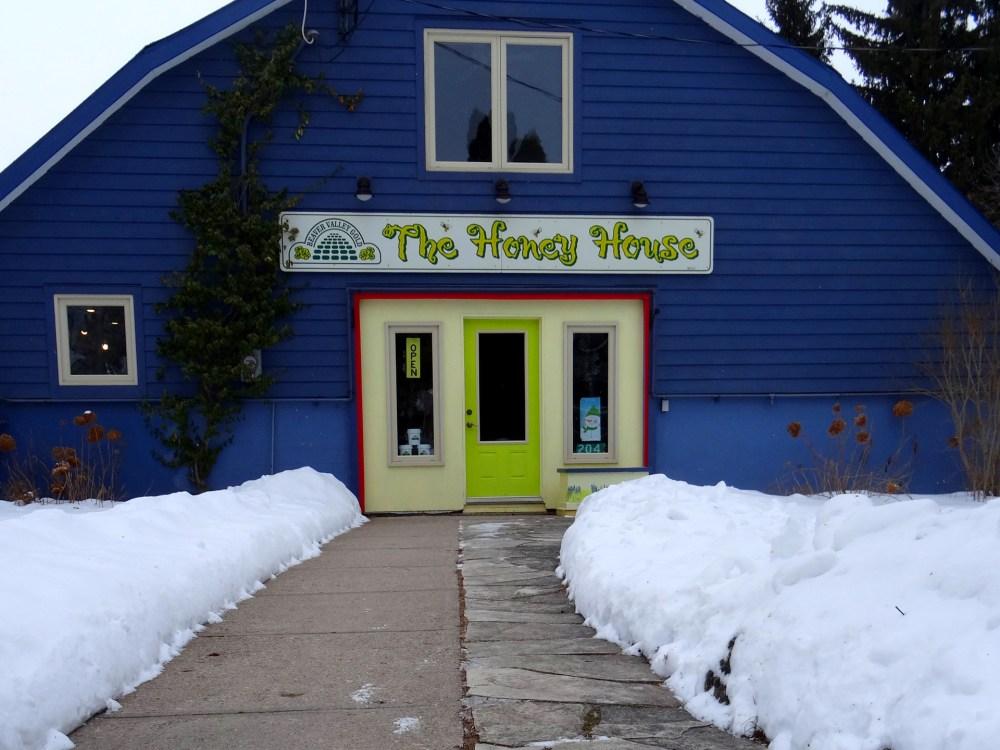La Honey House à Clarksburg