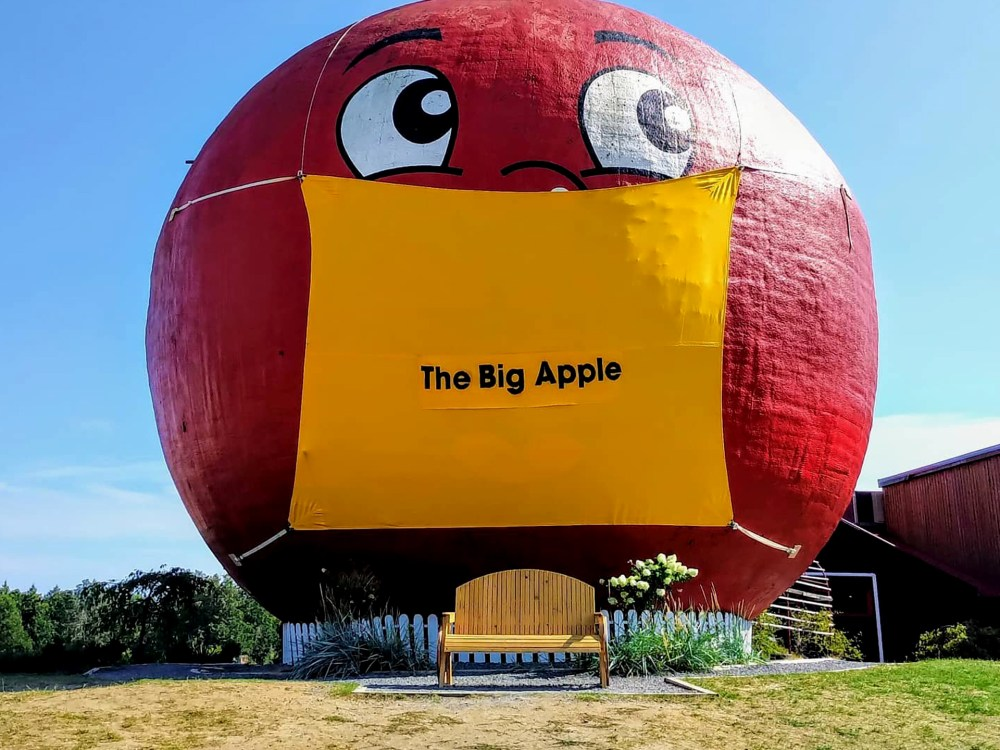 L'attraction The Big Apple