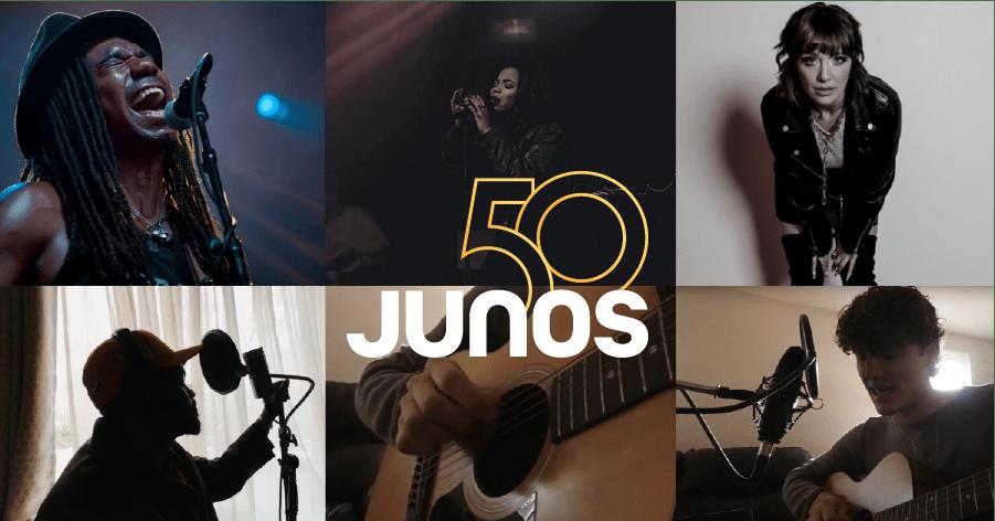 5 artistes de l'Ontario