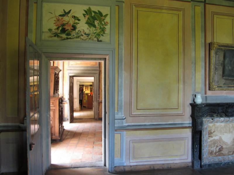 Interieur, Les Charmettes, Chambéry