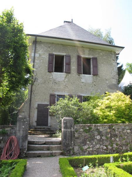 Les Charmettes, Chambéry