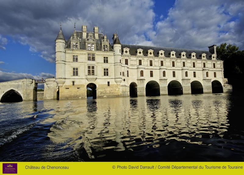 Château de Chenonceau © David Darrault/ CDT Touraine