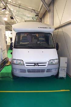 les porteurs et les bases des vhicules campingcar