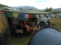 le mini campement du Lost donc