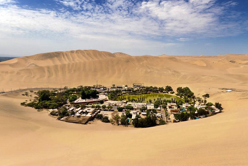 أشهر 12 مدينة في بيرو فوياج