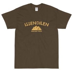 T-shirt ISSENDILEN SAHARA DESERT TREKKING manches courtes